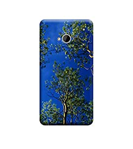 EPICCASE Premium Printed Back Case Cover With Full protection For HTC One M7 (Designer Case)