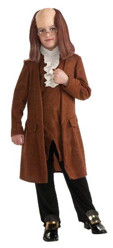 Rubie's Deluxe Benjamin Franklin Costume