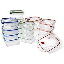 Sterlite 36-Piece Ultra-Seal Food Storage Set