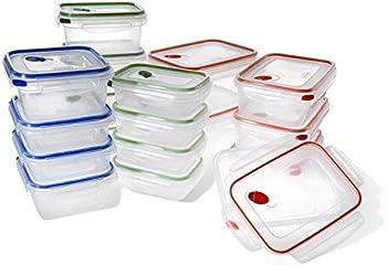 Sterlite 36Pc. Food Storage Set