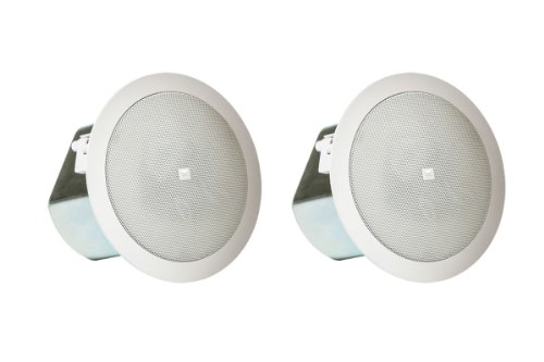 Jbl Compact Ceiling Loudspeaker Control 12C/T (White)