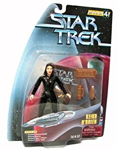 KEIKO O'BRIEN Star Trek: Deep Space Nine Warp Factor Series 4 Action Figure