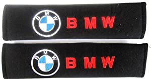 Bmw Seat Belt Shoulder Pad One Pair by AC