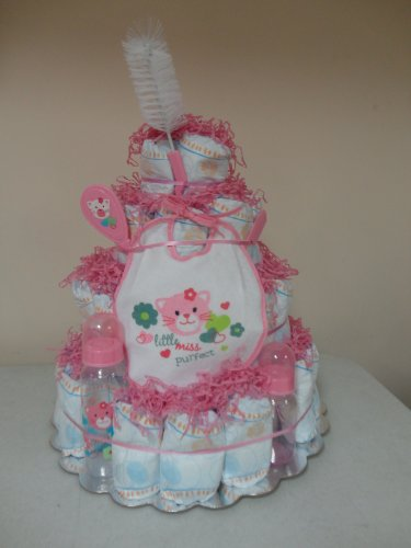 Baby Shower Decorated Cakes front-1074350