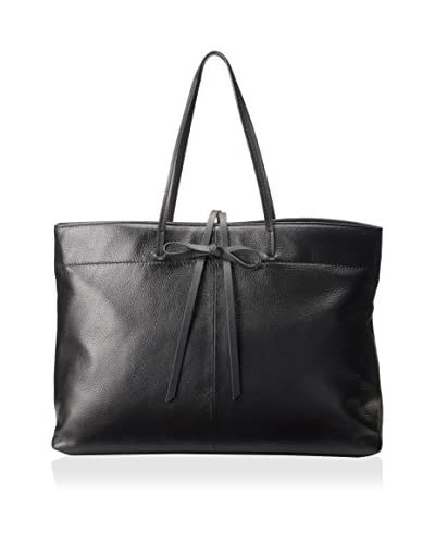 Zac Zac Posen Women's Elizabeth Shopper, Black