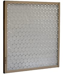 Glasfloss Industries PTA20242 PTA Series Heavy Duty Disposable Panel Air Filter, 12-Case