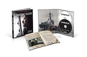 Capitaine Phillips - Combo Blu-ray + DVD + Livret - Edition digibook limitée Amazon