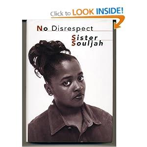 Sister Souljah No Disrespect Essay