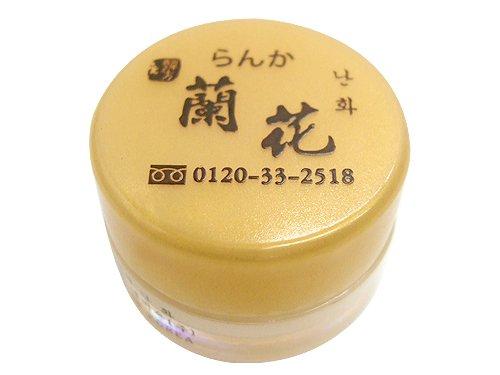 12種の生韓方 蘭花 韓方 ミニクリーム 5g