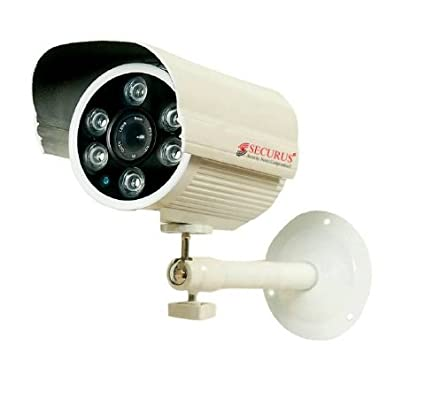 SECURUS SS-50L5-AHD-M1 1MP 8mm Bullet CCTV Camera