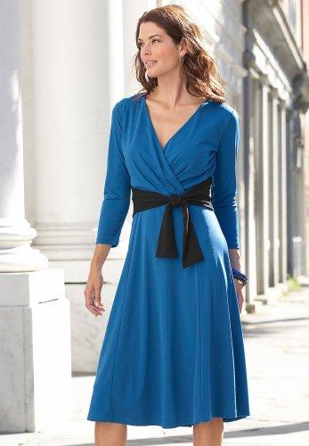 Wrap Dress by Chadwicks