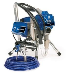 Graco Ultra Max Ii 495 Electric Airless Sprayer Stand 249915