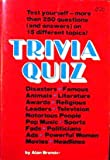 img - for Trivia Quiz (8512) book / textbook / text book
