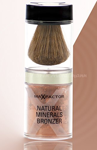 maxfactor Natural Minerals Foundation 80 bronzo (Z53)