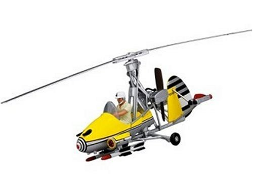 Picture of Corgi James Bond Gyrocopter Figure (B0001L8M80) (Corgi Action Figures)