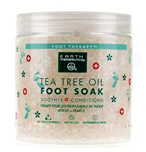 Tea Tree Oil Foot Soak 10 oz