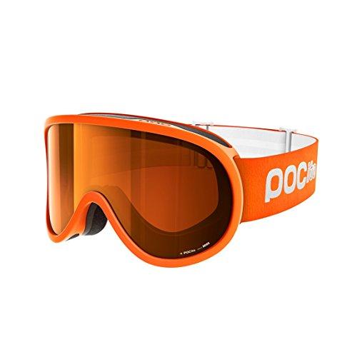 Maschera da sci POC Retina Pocito, zinco Arancione, PC400641205ONE1
