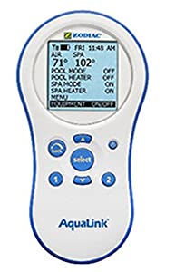 Zodiac R0441800 PDA Handheld with Batteries Replacement Kit for Zodiac Jandy AquaLink PDA Control System by Zodiac