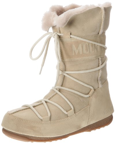 Moon Boot Womens W.E. Vagabond Mid Boots