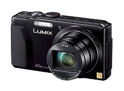 Panasonic デジタルカメラ ルミックス TZ40 光学20倍 ブラック DMC-TZ40-K