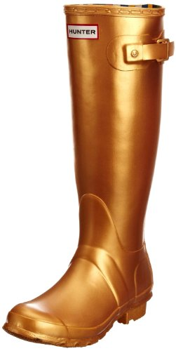 Hunter Unisex-Adult Original Great Gold Wellington Boot W24568 6 UK