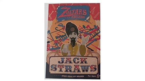 Zoltar's Arcade Jack Straws - 1