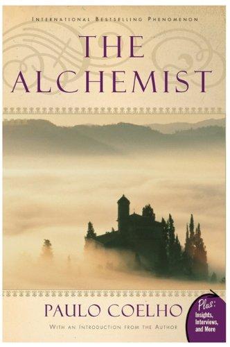 The Alchemist Old, Paulo Coelho