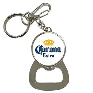 corona beer logo bottle opener key chain everything else. Black Bedroom Furniture Sets. Home Design Ideas