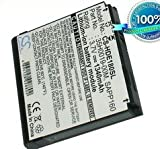 Battery for HTC BA S350 SAPP160 3.7V 1340mAh