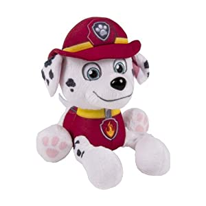 Paw Patrol Pup Pals - Marshall Soft Toy