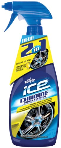 Turtle Wax T478 Ice Chrome Wheel Cleaner - 22 Ounce
