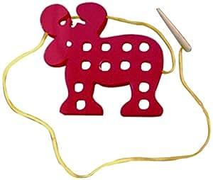 Kinder Creative Kinder Creative Sewing Reindeer, Brown