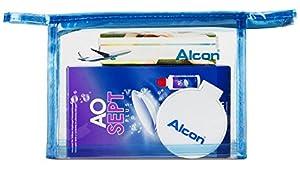 Aosept Plus Pflegemittel für weiche Kontaktlinsen, Pflege-Set (90 ml)