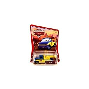Disney Pixar Cars Character: Tow (World of Cars #56)