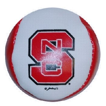 NCAA North Carolina State Wolfpack Hacky Sack Ball