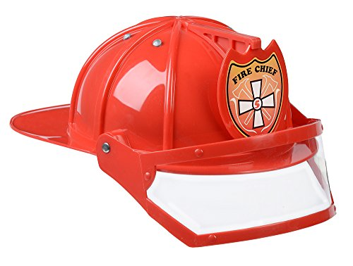 Aeromax Firefighter Helmet with Visor - 1
