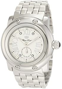 Glam Rock Women's GK1007 Miami Silver Stainless Steel Watch
