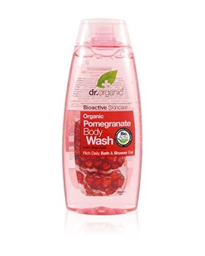 Dr. Organic Set Gel Bagno Doccia 6 pezzi Pomegranate 1500 ml
