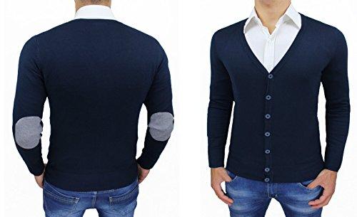 cardigan-maglioncino-uomo-blu-maglia-maglione-golfino-slim-fit-casual-xl