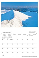Wordsworth`s Lake District Wall Calendar 2016 - Salmon Calendars - Wire Bound