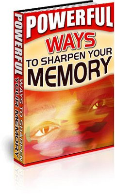 A CD GUIDE ON POWERFUL WAYS TO SHARPEN YOUR MEMORY