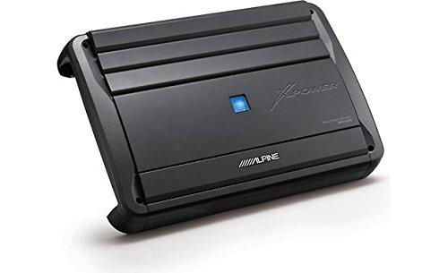 Alpine MRX-M100 Mono Block 1000 Watt Amplifier with free Bass Knox (RUX-KNOB) (Alpine Type 3 compare prices)