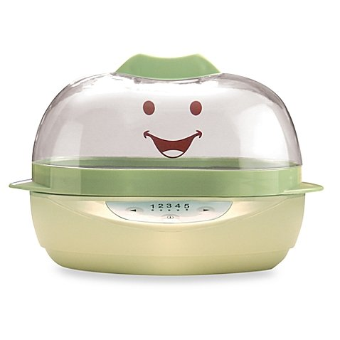 The Original Baby Bullet Steamer (Oyster Electric Steamer compare prices)