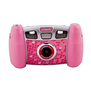 Vtech Kidizoom Plus Pink Digital Camera