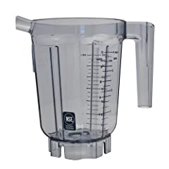Container / Pitcher No Blade No Lid 32oz Blending Station Vita-Mix 15643 26606