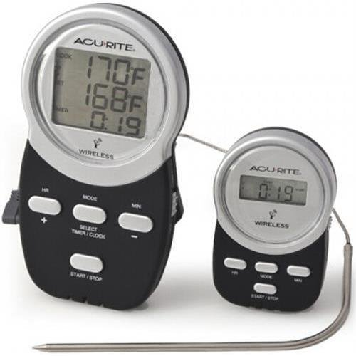 Chaney Instruments 00869 Acu Wireless Remote Digital Cooking Thermometer (Chaney Instruments 00869)