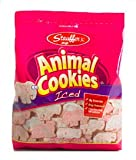 Stauffers, Iced Animal Crackers, 14.5oz Bag (Pack of 4)