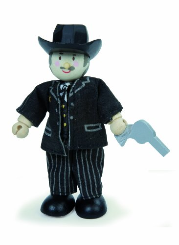 Le Toy Van : Budkins : Sheriff Sydney