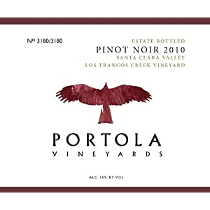 2010 Portola Vineyards Estate Pinot Noir