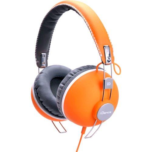 フックアップ iDance HIPSTER ORANGEの写真01。おしゃれなヘッドホンをおすすめ-HEADMAN(ヘッドマン)-